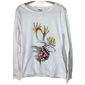 Billieblush Deer Top